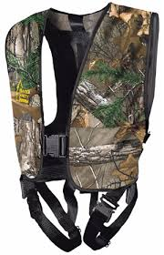 Hunter Safety System Hss Treestalker Safety Vest Harness