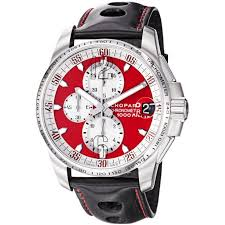 chopard men s 168459 3036 lbk miglia gran turismo red chronograph chopard men s 168459 3036 lbk miglia gran turismo red chronograph dial watch