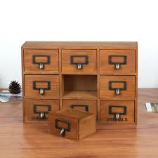 wood storage cabinets with drawers wooden storage cabinet desk storage boxes storage holders retro makeup storage wood storage cabinets with drawers
