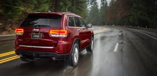2019 Jeep Grand Cherokee Fuel Fun And Adventure