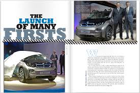 new car launches of 2013Charged EVs  BMW i3 The launch of many firsts
