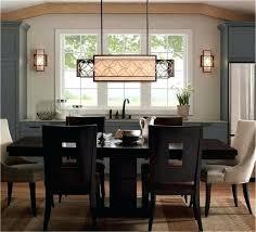 dining room drum chandelier simple kitchen dining room drum pendants