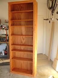 1 of oak bookcase