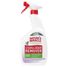 natures miracle stain and odour remover lavender scent for dogs 946ml
