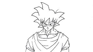 1900x1080 dbz drawings goku dbz drawings goku ssj4