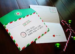 Blank letter to santa printable. Make Your Own Keepsake Santa Letter Free Printable Popsicle Blog
