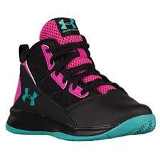 under armour basketball shoes girls. under armour jet mid girls\u0027 grade school basketball shoes black / lunar pink subtropical teal girls