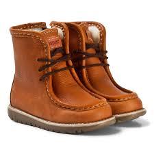 Light Tan Boots Kavat Töre Ep Boots Light Brown Babyshop Com