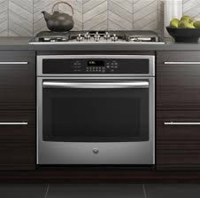 ge single wall oven