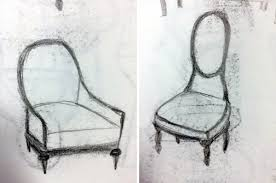 chair drawing. drawings by laila said chair drawing