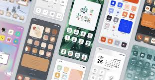 ios 14 home screen ideas make