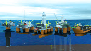 Spar Platform Design Floater Designs Aker Solutions