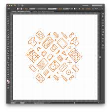 How To Make Pattern In Illustrator Delectable How To Make A Repeatable Pattern In Illustrator CS48 Tipwell