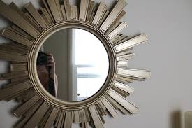 inspiring design of diy mirror ideas colored in grey could be