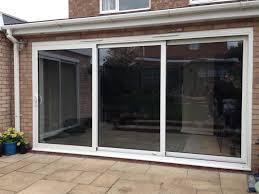 3 panel exterior sliding door gl replacement