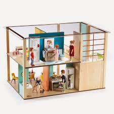 cubic house brinca dada bennett house modern dolls