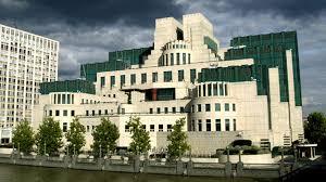 Resultado de imagem para british  intelligence service MI6 IMAGE