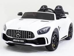 <b>Электромобиль Harley Bella Mercedes GT</b> R MP3-4WD – купить в ...