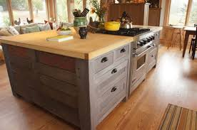 Rustic Kitchen Island Hand Crafted Rustic Kitchen Island By Atlas Stringed Instruments