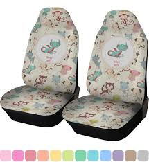 chinese zodiac car seat covers set of two personalized