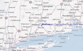 Middletown Connecticut River Connecticut Tide Station