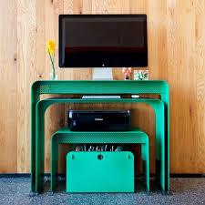 computer desk for office. heckler design one less computer desk for home office