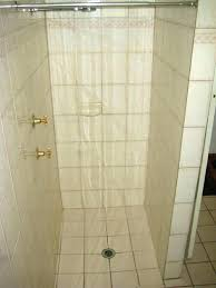 retile shower bathroom shower cost to