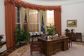 reagan oval office. Ronald Reagan Presidential Library And Museum: Oval Office I
