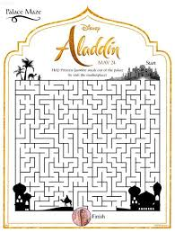 Coloring pages for a variety of themes that you can print out and color for free. Free Aladdin Printable Coloring Pages And Activities This Fairy Tale Life