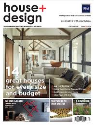 Small Picture RIAI launch consumer magazine housedesign Architecture Ireland