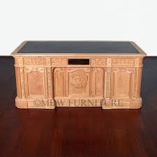 oval office resolute desk. 6Ft Unfinished Presidential Oval Office Resolute Desk A