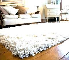 faux fur rug white animal skin 8x10 brown and large