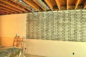paint concrete blocks in basement