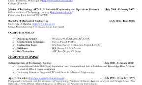 Objective In Resume For Software Engineer Fresher Majestic Design General Objectives For Resumes Career Objective In 88