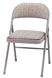 folding padded office chairs. deluxe padded steel fabric folding chair - brown office chairs