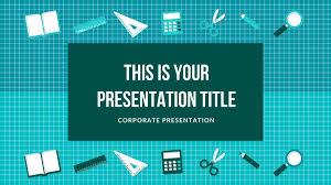 Teachers Powerpoint Templates Google Slide Themes For Teachers Powerpoint Templates Wallgram Com