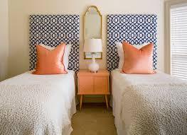 blue gold white bedroom image credit katie grace designs european sham bedroom transitional wi