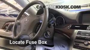 interior fuse box location 2005 2008 acura rl 2008 acura rl 3 5l v6 2005 2008 acura rl interior fuse check