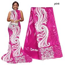 <b>Wholesale Lace</b> Fushia Pink <b>White</b> Black Green New <b>African Lace</b> ...