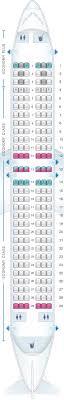 Seat Map Westjet Boeing B737 800 Seatmaestro