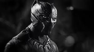 Black Panther 4K Wallpaper, enjoy ...