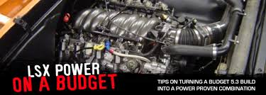 how to do a 5 3 swap on a budget lsx magazine ls swaps can get pretty pricey but we found an article written by meanyellowz on ls1tech that tells you how to do a lsx swap for cheap