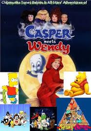 casper and wendy. chipmunks tunes babies \u0026 all-stars\u0027 adventures of casper meets wendy | all-stars\u0027s series wiki fandom powered by wikia and