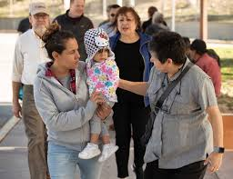 United Methodists respond to migrants at the border | United Methodist News  Service