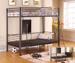 Convertible Desk Bed Item 37520 Hakem Convertible Loft Bed W Adjustable Seat Fold