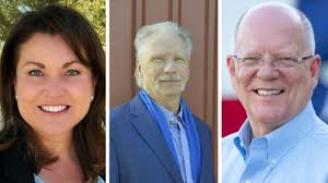 """2020 Republican candidates for Fort Bend County commissioner's seat: Wendy  Duncan, Glenn Harry Gustafson, W. A. """"Andy"""" Meyers - ABC13 Houston"""