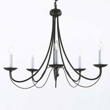 69 most unique mesmerizing french style chandeliers country pendant lighting black iron with white candle and small blac crystal chandelier astonishing