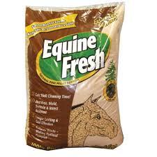 Equine Fresh Pellet Bedding 40 lb