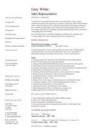 Telephone Sales Representative Resume Samples Sales Cv Template Sales Cv Account Manager Sales Rep Cv