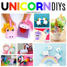 easy unicorn crafts for kids fun unicorn diy ideas and easy unicorn decorations for kids